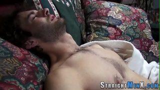 Small cock straighty tugs